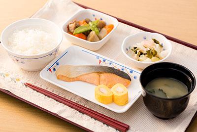 恵寿のお食事